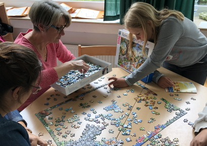 Sommer Puzzle